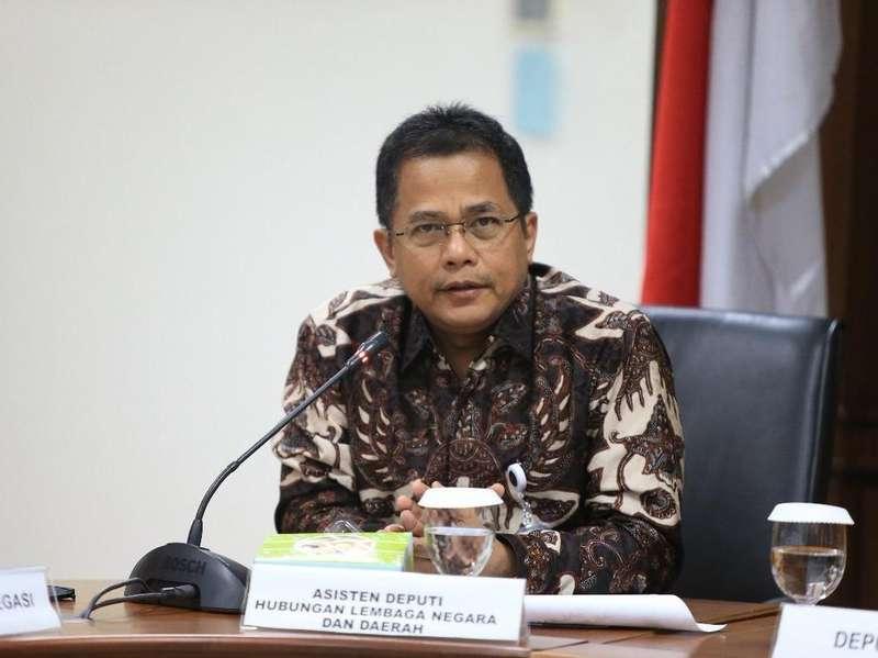 DPR Segera Lantik Sekjen DPR yang Baru, Indra Iskandar