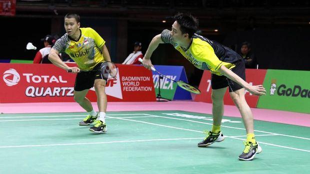 Live Report: Piala Thomas Indonesia Vs China