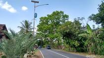 Duh, 95 Persen PJU di Jalur Mudik Tasik via Tenjowaringin Rusak