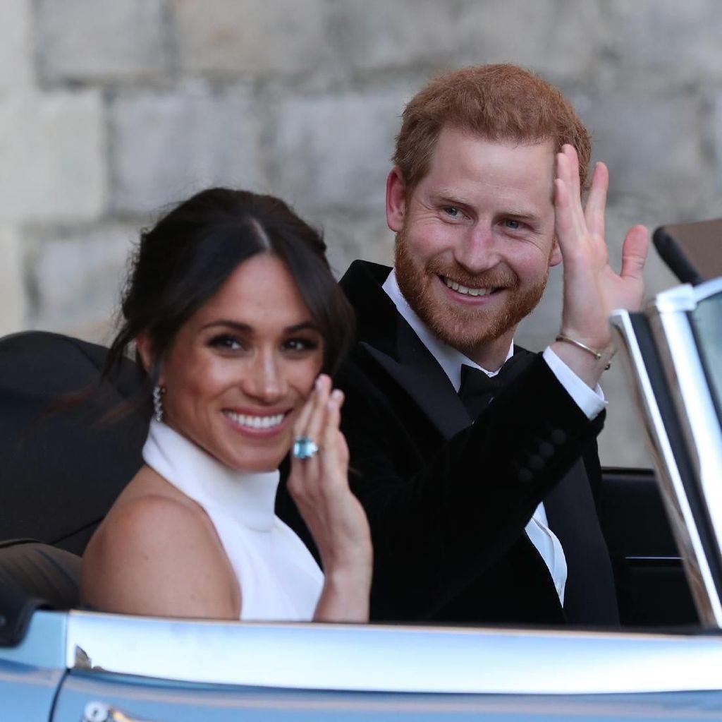 Biaya Paling Mahal di Pernikahan Pangeran Harry-Meghan Markle