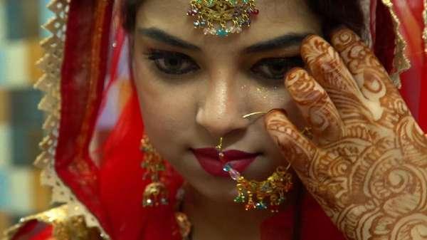 Warna-warni Pernikahan Adat Muslim India