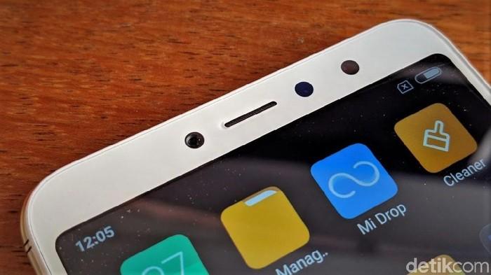 Gaet Meitu, Xiaomi diperkirakan bakal menggarap ponsel selfie ke depannya. Foto: Adi Fida Rahman/detikINET
