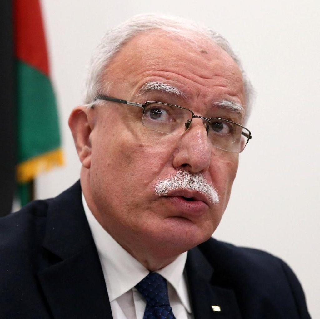 Palestina Minta Mahkamah Pidana Internasional Selidiki Penuh Israel