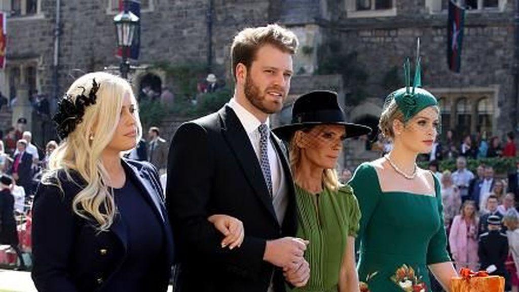 Ini Sepupu Ganteng Pangeran Harry yang Curi Atensi di Royal Wedding