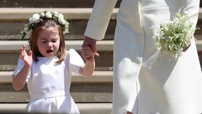 Wah! Putri Charlotte Bakal Jadi Bridesmaid Lagi Nih, Bun
