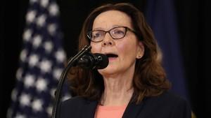 Gina Haspel, Direktur Wanita Pertama CIA
