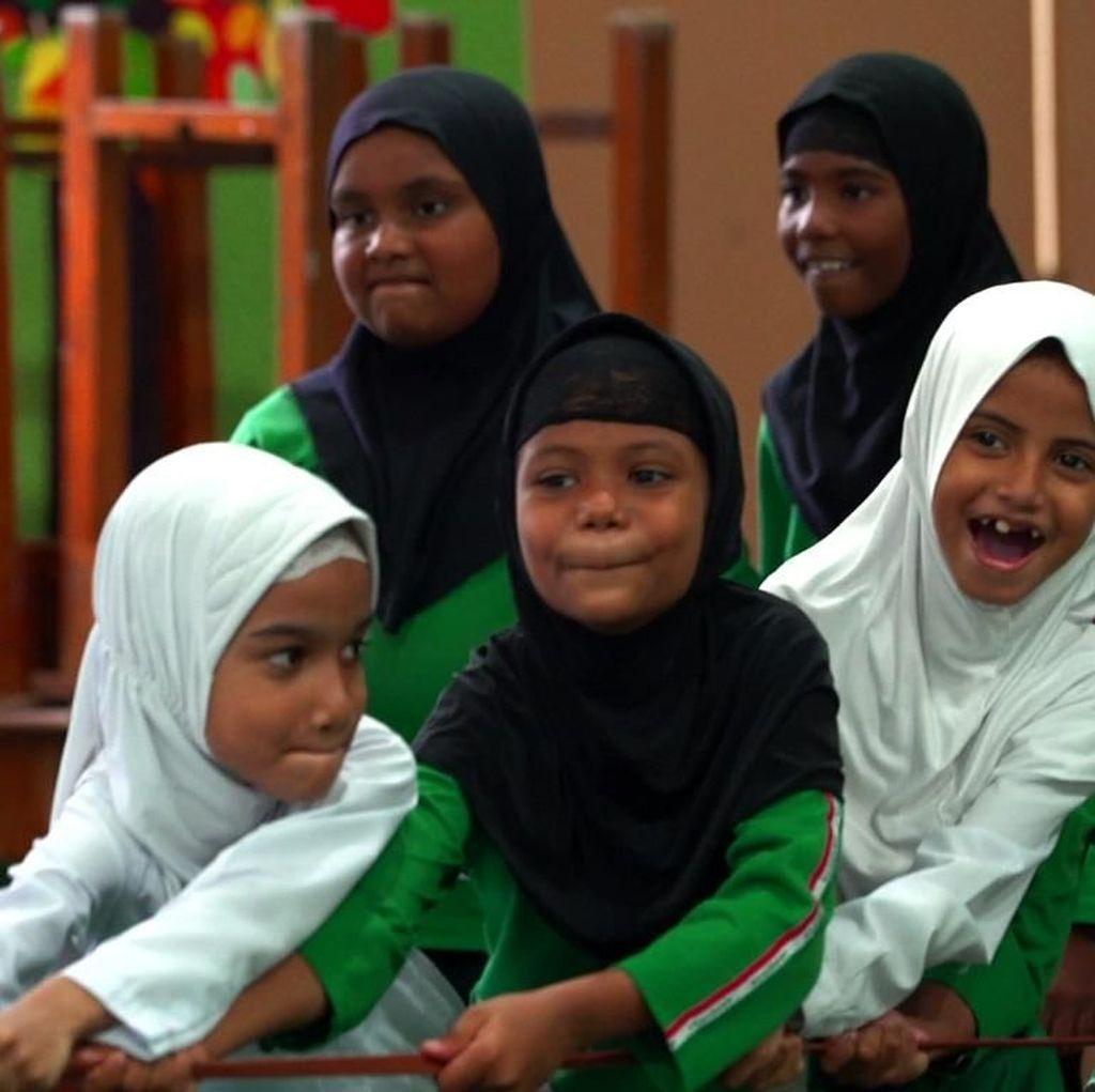 Secercah Cahaya Islam dari Sebuah Madrasah di Maldives