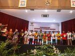 Parpol Peserta Pemilu Deklarasi untuk Keterbukaan Informasi