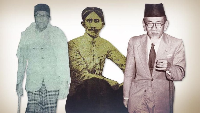 Kisah Tokoh Islam Indonesia dan Sarungnya