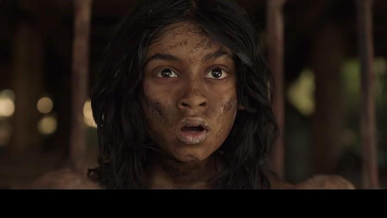 Mowgli dari Dunia The Jungle Book Telah Kembali