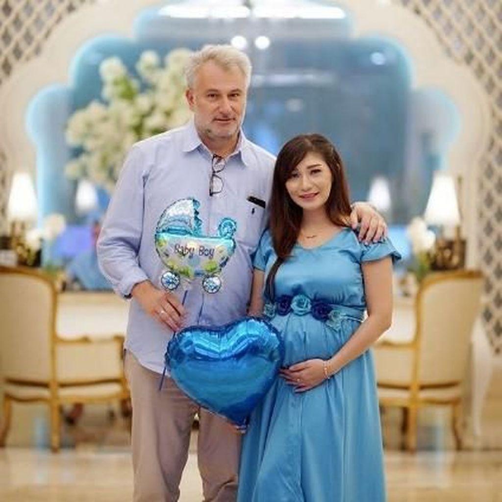 Baby Margaretha Alami Pengentalan Darah saat Hamil Anak Pertama