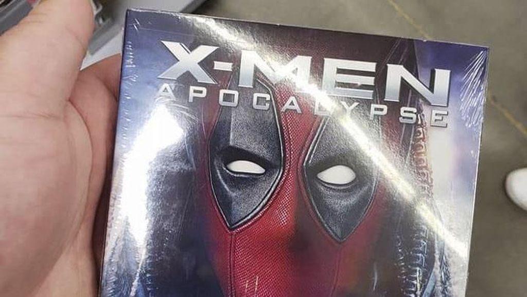 Potret Deadpool Bajak Film X-Men Hingga Terminator