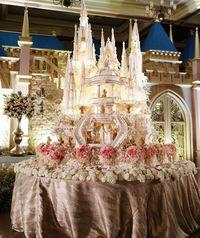 Cerita <i>Cakery</i> yang Bikin Kue Pengantin 'Princess' Rachel Vennya dan Sandra Dewi