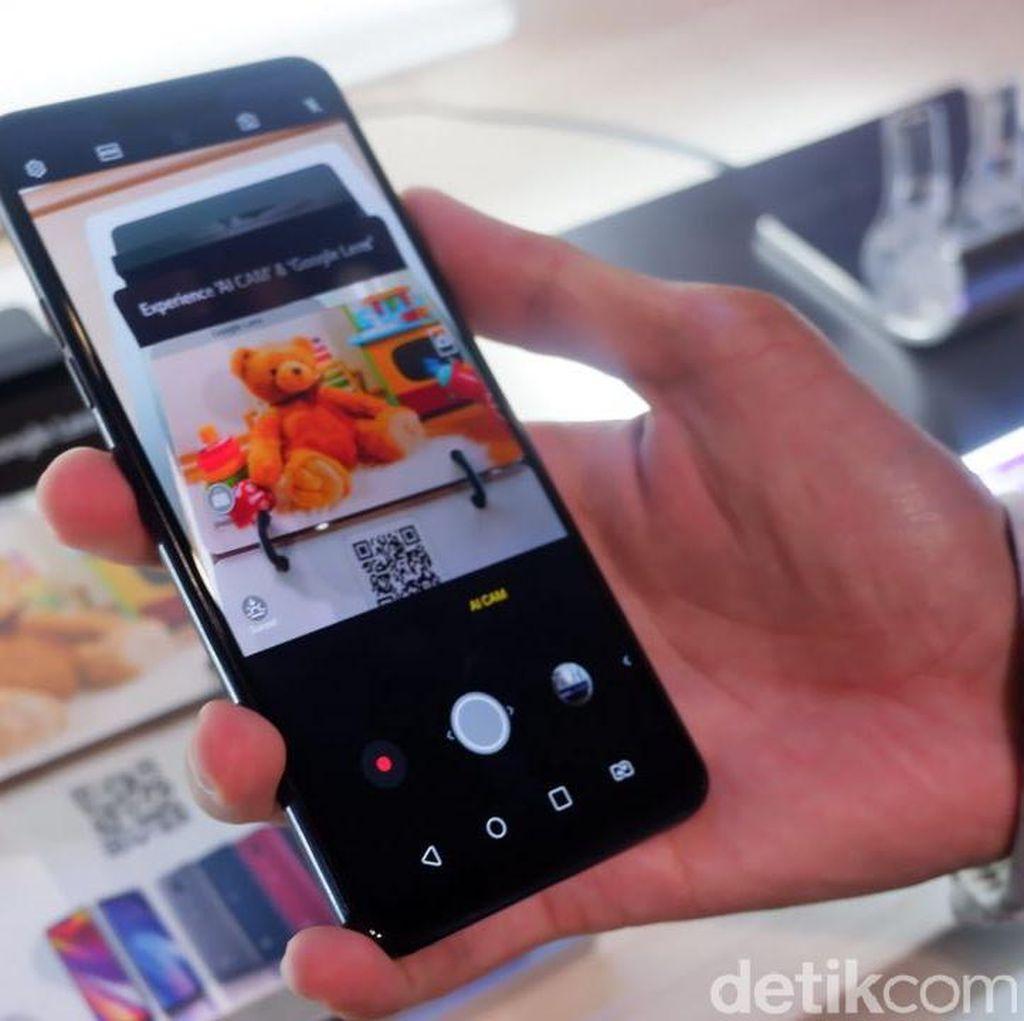 LG G8 ThinQ Disebut Mejeng dengan Layar 4K