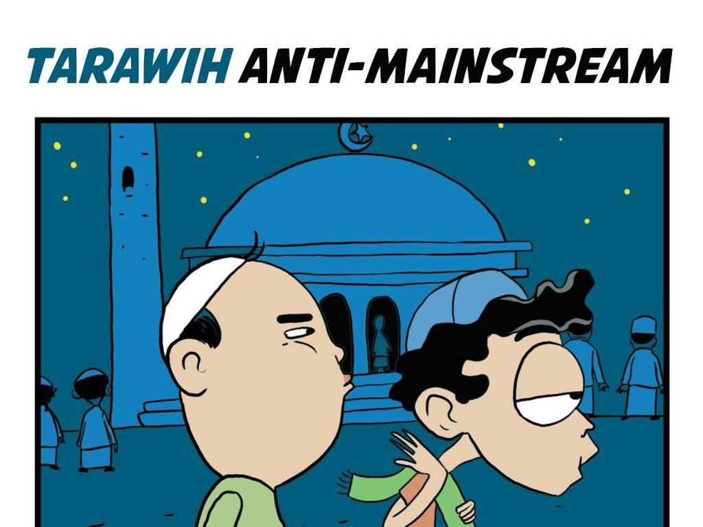Tarawih Anti-Mainstream