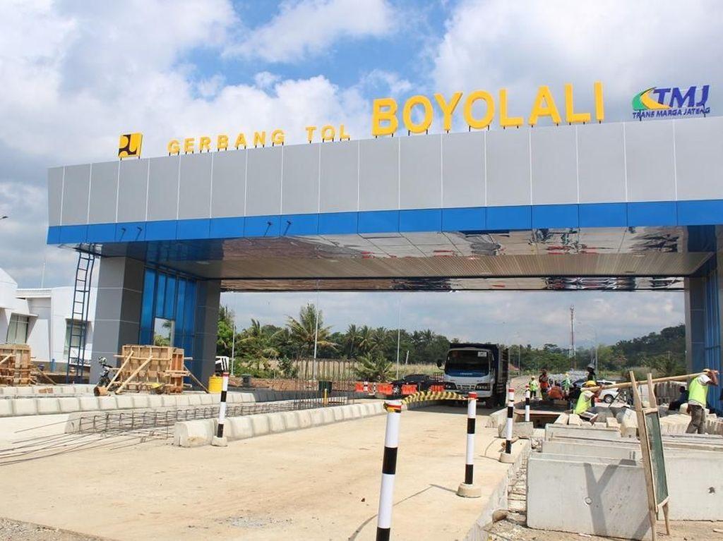 Ruas Tol Salatiga-Ngawi Bisa Dilewati Gratis Saat Mudik