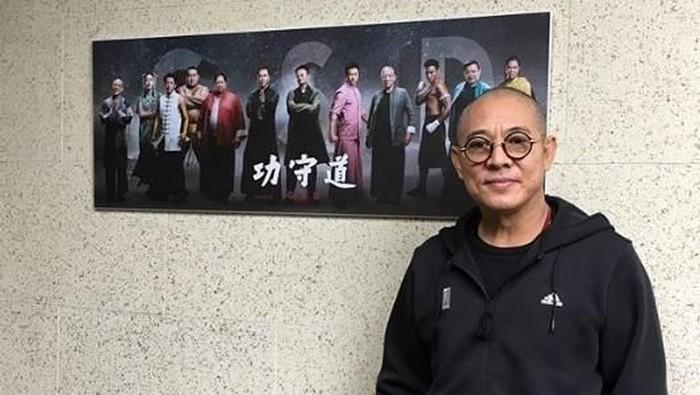 Salah satu penampakan Jet Li sekarang (Dok. Instagram/jetli)