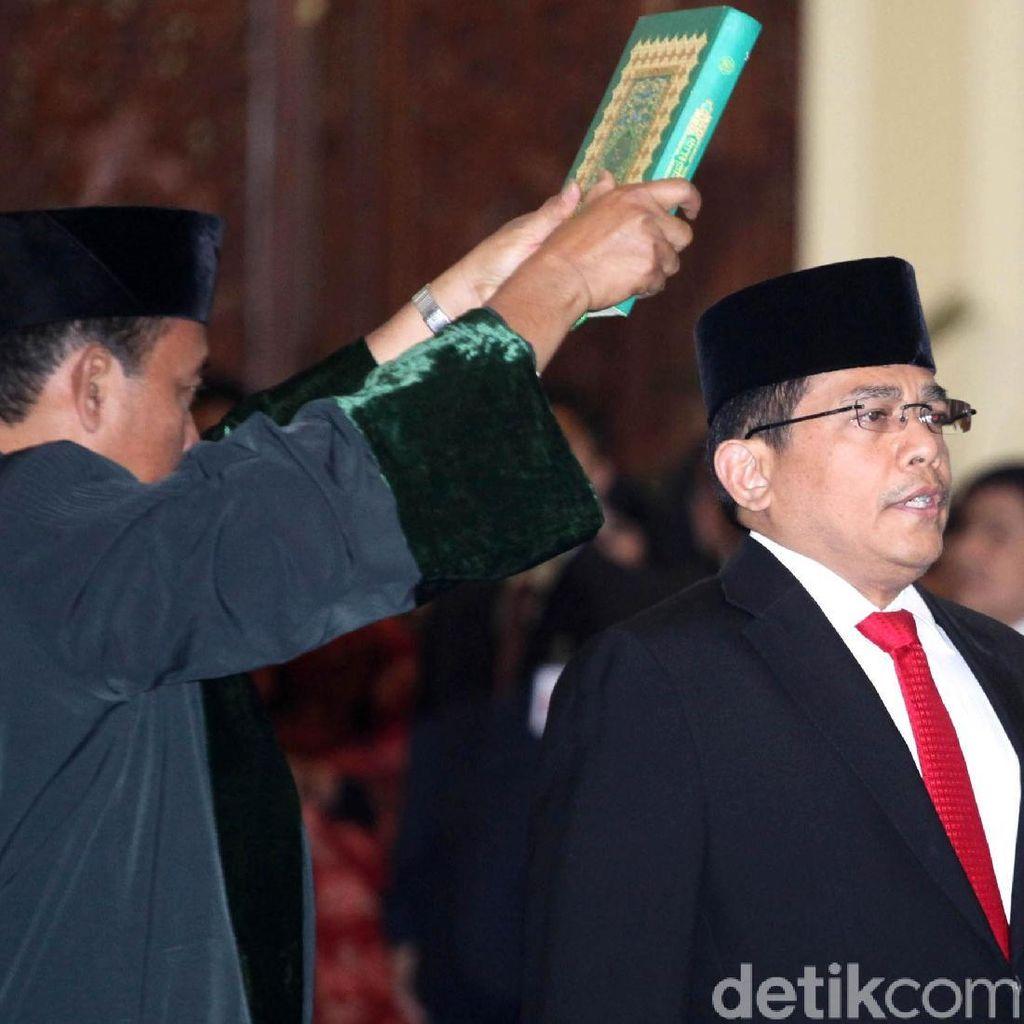 Indra Iskandar Resmi Jadi Sekjen DPR