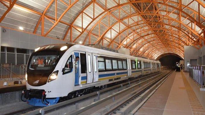 Foto: Dok. Humas LRT Palembang