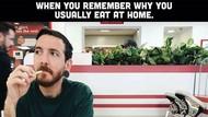 Meme Parenting tentang Anak Makan Ini, Sepertinya Pas Banget Deh