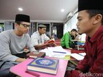 Datang Jauh-jauh demi Kemewahan Iktikaf di Masjid An-Nahl