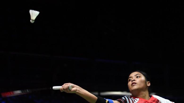 Gregoria Menang, Indonesia Pangkas Ketinggalan Dari China 1-2