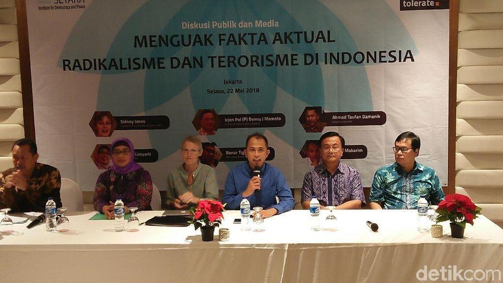 Aksi Terorisme Satu Keluarga Diprediksi Tak akan Terulang