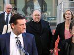 Uskup Agung Australia Bersalah Tutupi Kejahatan Seks Anak