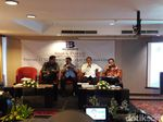 Survei Indo Barometer: Jokowi 40,7%, Prabowo 19,7%, Gatot 2,7%