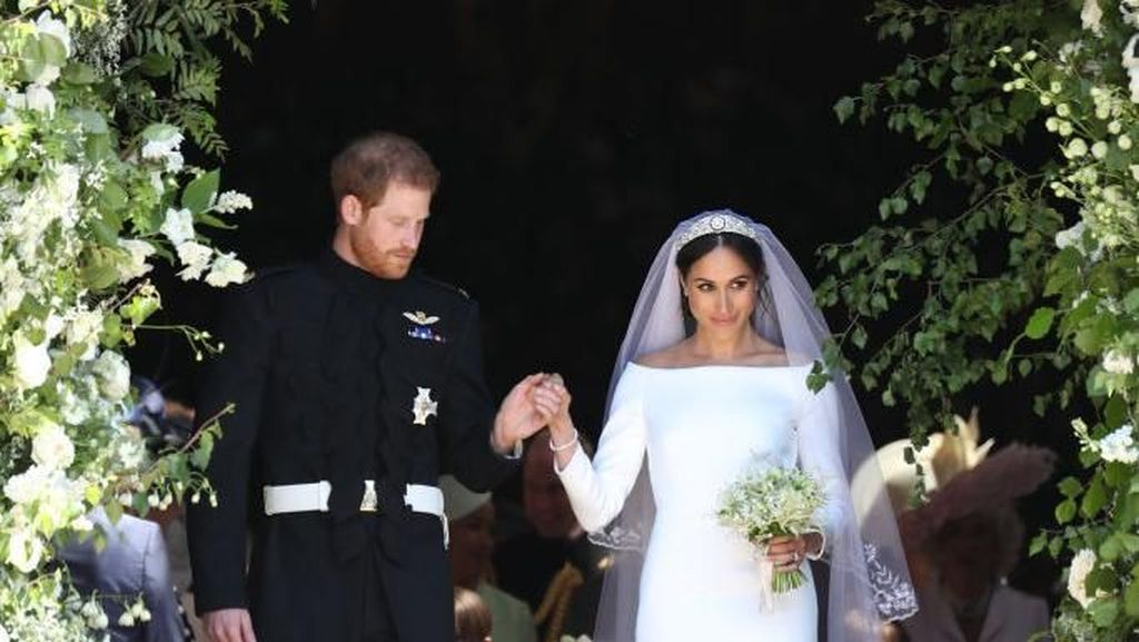 Wow! Ada Lagu Akad di Royal Wedding Harry-Meghan