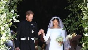 Wow! Ada Lagu Akad di Royal Wedding Harry-Meghan
