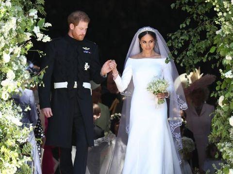 Tebak-tebak Tempat Bulan Madu Pangeran Harry dan Meghan Markle
