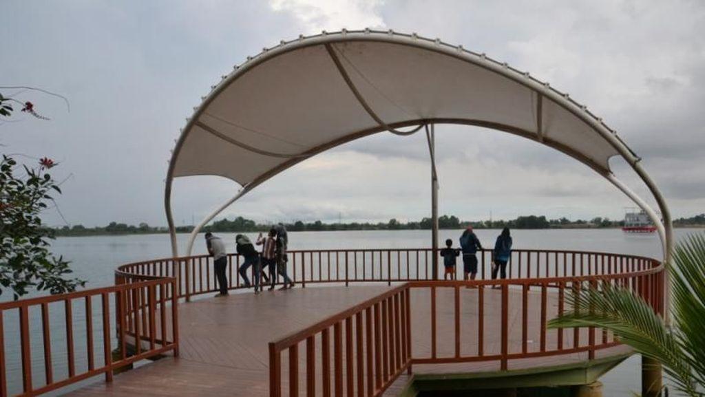 Ngabuburit Asyik di Palembang, Ke Sini Saja