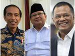 Prabowo-Gatot Buntuti Jokowi