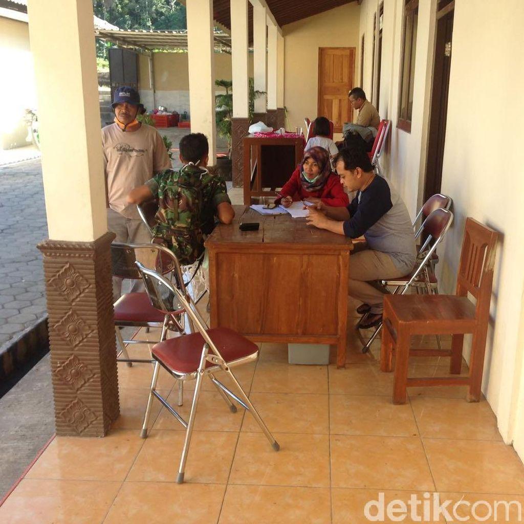 Kembali Beraktivitas, 388 Pengungsi Merapi di Sleman Pulang
