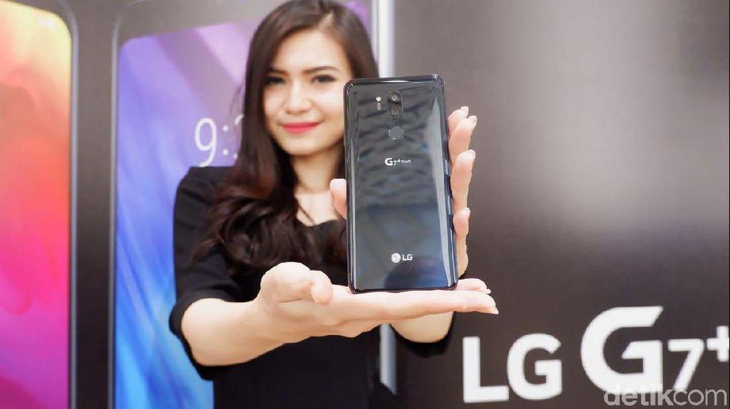 Pengguna LG G7 ThinQ Keluhkan Bootloop