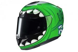 Helm Monster Inc ala Mike Wazowski, Keren atau Lucu?