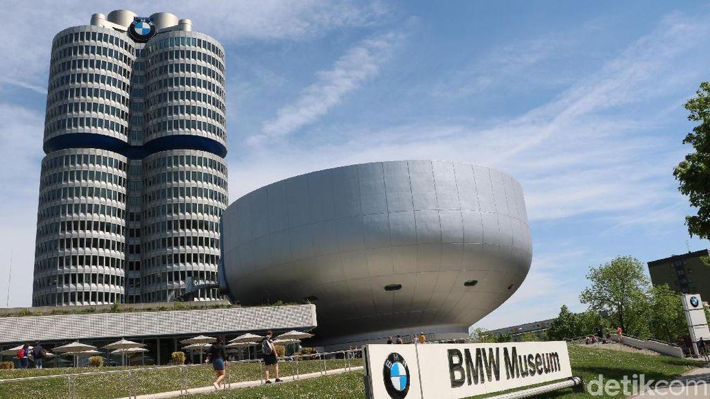Melihat Kantor BMW dari Dekat, 4 Silinder Terbesar di Dunia