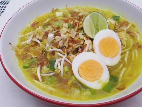 resep soto ayam detikfood