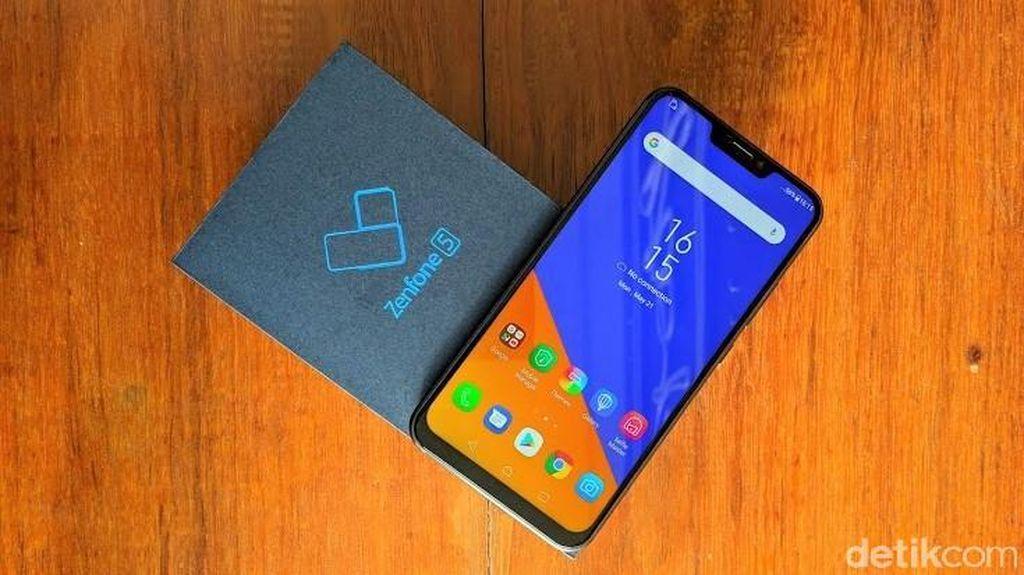 Unboxing Zenfone 5, Menggoda dari Berbagai Sisi