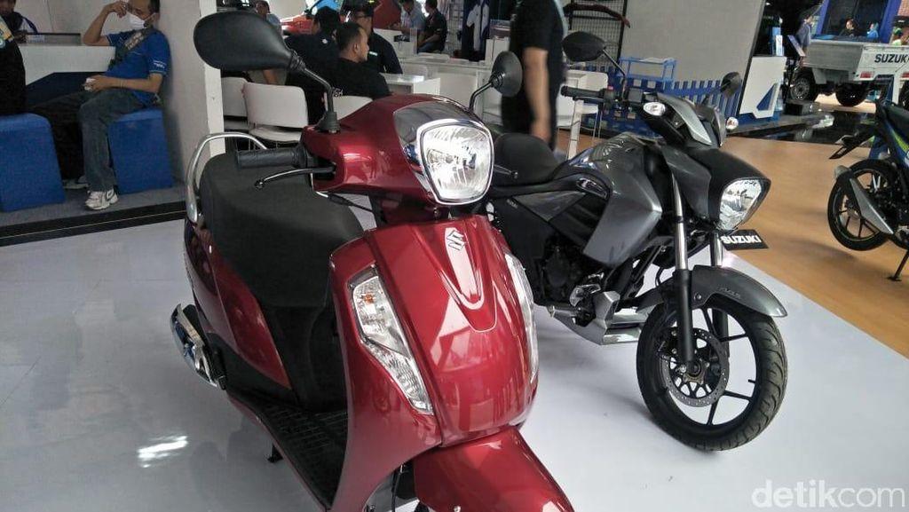 Motor Asing Suzuki dari India Bisa Saja Dijual di Indonesia