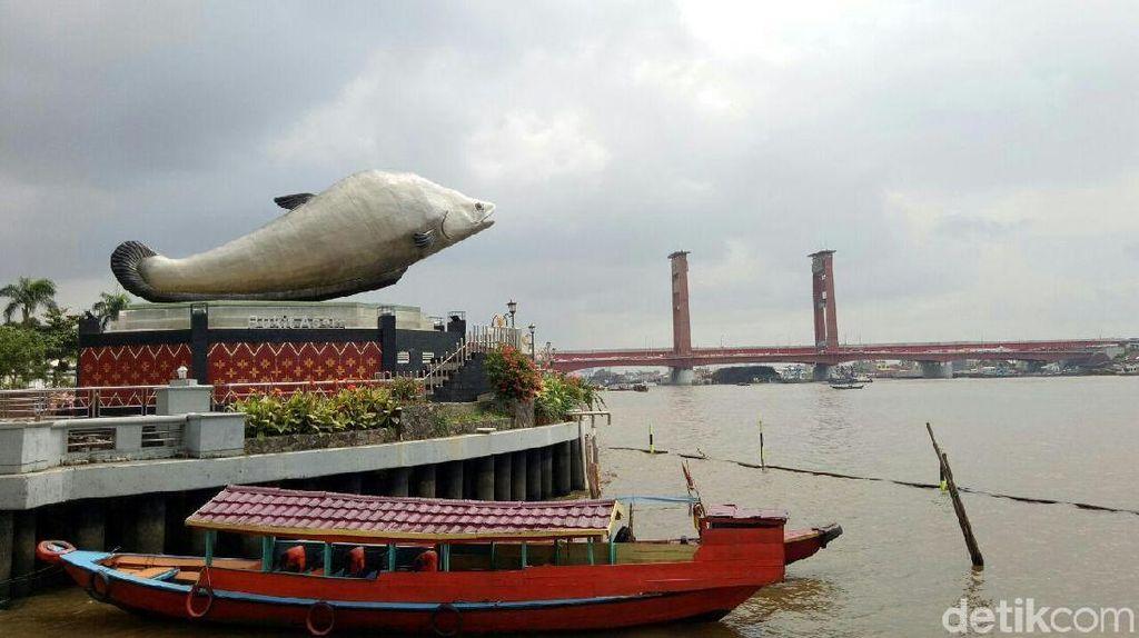 5 Tempat Ngabuburit Bernuansa Religi di Palembang