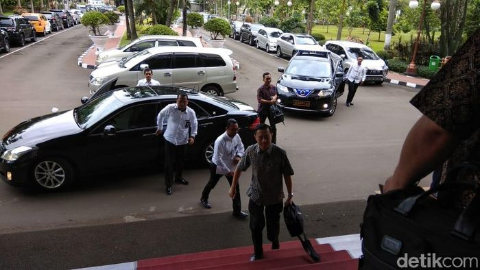 Kepala BKPM Thomas Lembong/Foto: Puti Aini Yasmin/detikcom