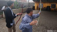 Ngabuburit Sambil Memanah Bareng Komunitas Garut Muslim Archery