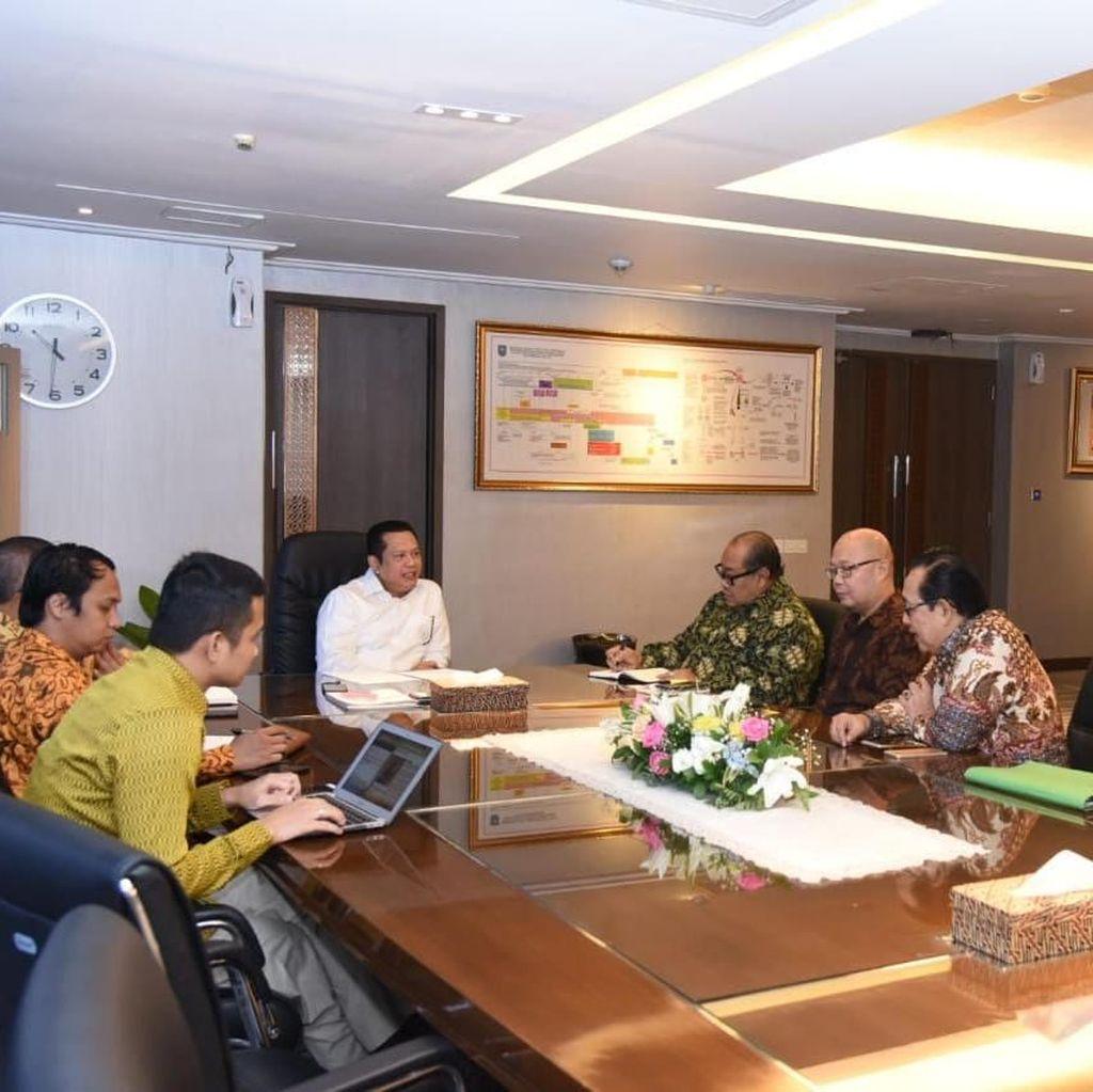 Lewat Cara Ini, DPR Gairahkan Dunia Seni Lukis Indonesia