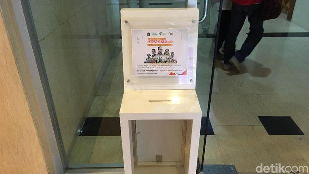 Pemprov DKI Sediakan Kotak Amal di Balai Kota untuk Bukber Warga