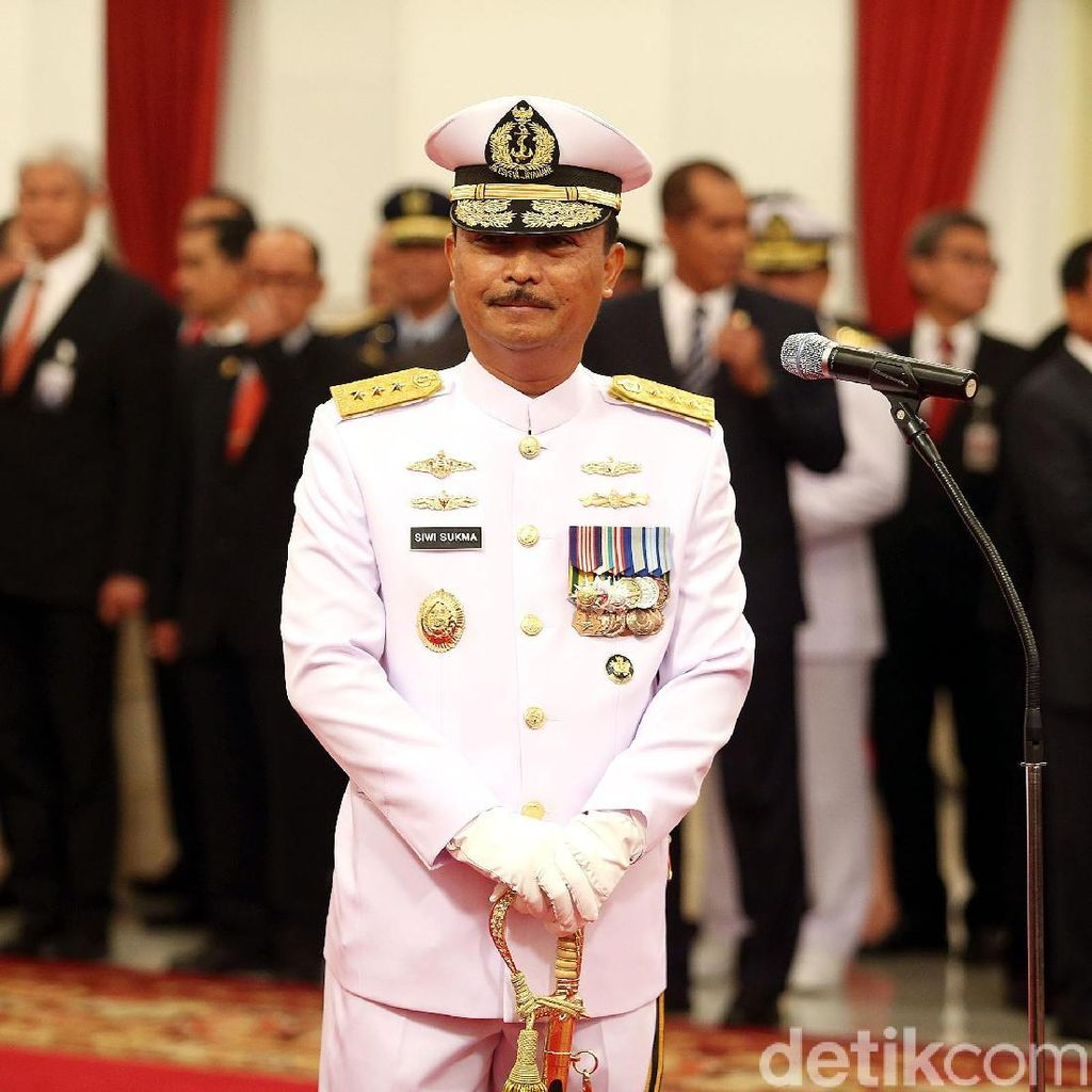 Panglima Minta Laksamana Siwi Selesaikan Masalah Internal AL