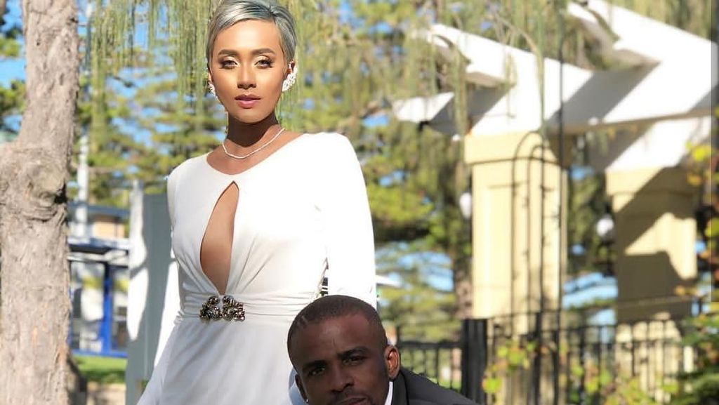 Baru Menikah, Kimmy Jayanti Dihadiahi Greg Nwokolo Mobil Rp 5 M