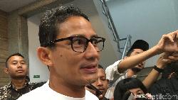 Sandi Luncurkan Jakarta BERiDE untuk Tampung Ide Kreatif Warga