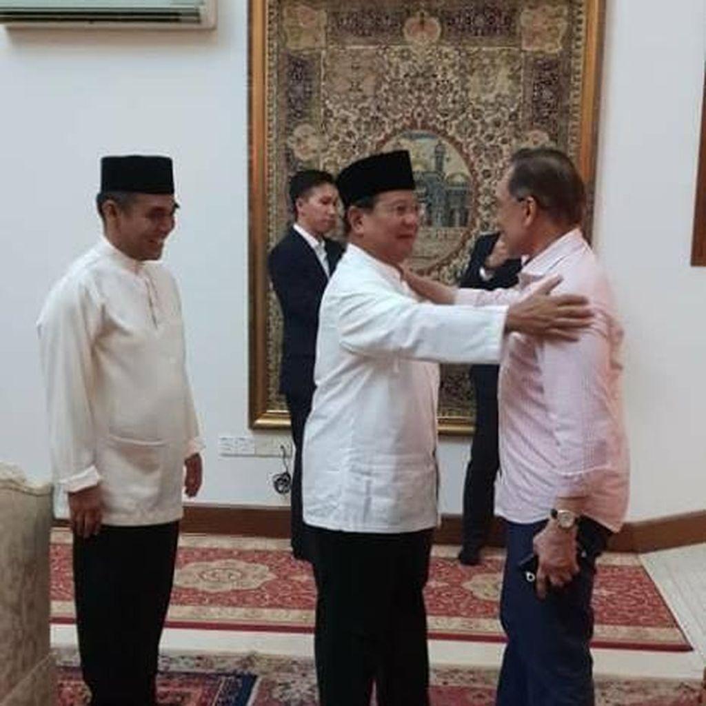 Prabowo Temui Anwar Ibrahim, Bahas Reformasi Malaysia